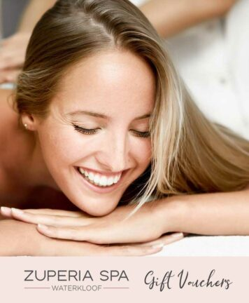 Zuperia Spa Gift Voucher