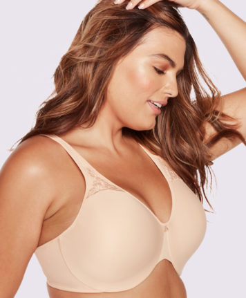 Bali Passion for Comfort Minimiser Moulded Bra 3385